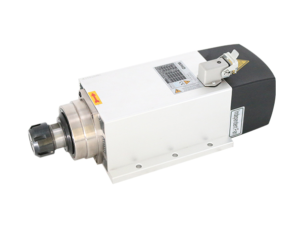 Spindle Motor 4.5kw with Electric Fan & Flange