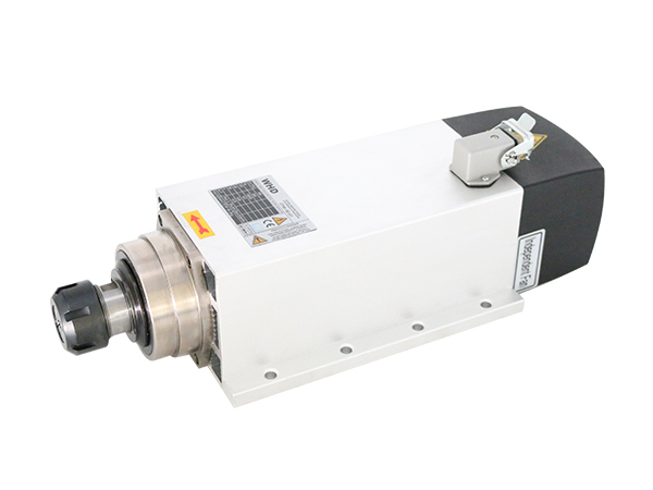 Spindle Motor 6kw with Electric Fan & Flange