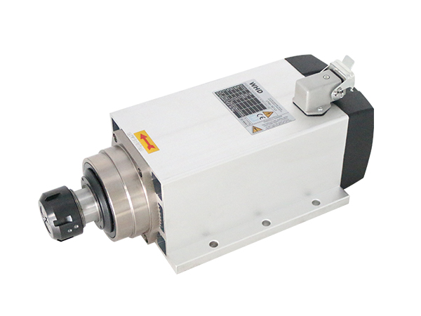 Spindle Motor 4.5kw with Flange