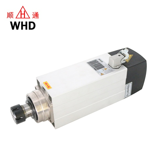 Spindle Motor 6kw with Electric Fan
